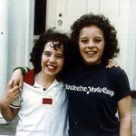 Grandaughters Liz & Emily
