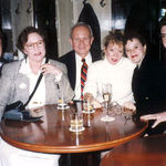 Grace with Susan, Susan's boyfriend Victor, and granddaughter Liz