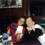 Grace and granddaughter Liz