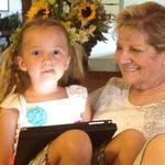 Kendall & Grandma 7/12