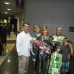 Chelsea's graduation from high school