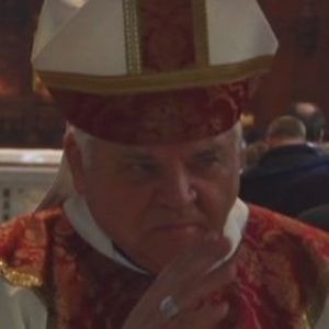 Bishop Emeritus  John  D' Arcy Obituary Photo