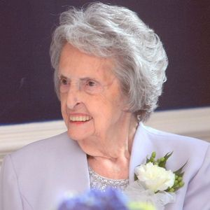 Mrs. Margaret Elizabeth Worrell Carter Obituary Photo