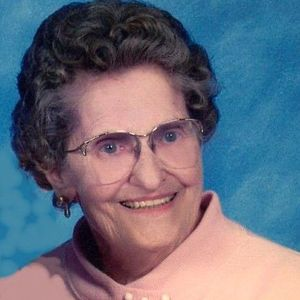 Ora Payne Rossman Obituary Photo
