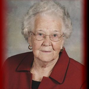 Mrs. Pauline (Robertson) Edwards Obituary Photo