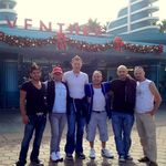 Disney California Adventure Entry Plaza Nov 2012