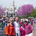 Angelica, John Vickie & Rigo at Main Street Hub April 2008
