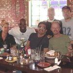 Brenda, Bobby, Armando, John, Barbara & Rigo, Thanksgiving 2009