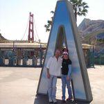 John & Vickie DCA Entry Plaza 002 Feb 02 2008