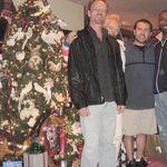 John, Barbara, Rigo & Bobbie 002 Dec 2007