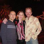 Rigo, Vickie & John Paris Hotel Las Vegas February 2007