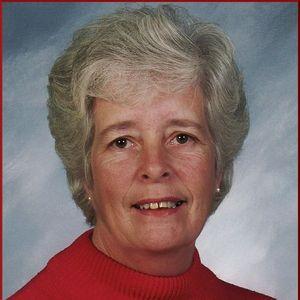 Christine Luebker Obituary Photo