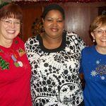 Joyce's 3 favorite ladies