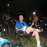 Tim at the NITE Ride 2012