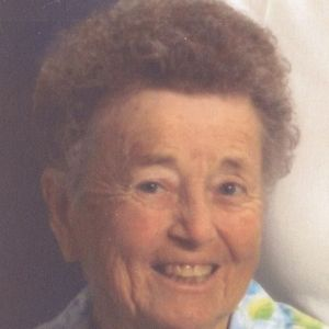 Mrs. Mary Green Gough Obituary Photo