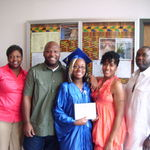 At Deja Graduation