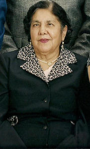 "Petra ""Tita"" Hernandez"