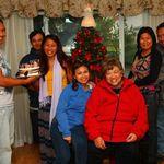 November 2012- Stephanie's birthday