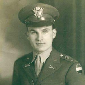 """Col. Reaford L. """"Robbie"""" Robinson"""
