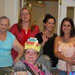 Rose Burke's Birthdayparty - June 2012