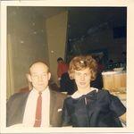February 1965 - pregnant wth Connie