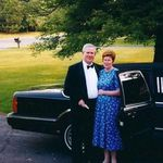 Mare's 50th birthday limo!