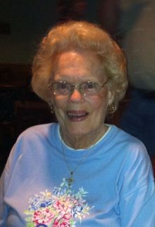 Betty  Ruth  Mathews