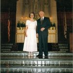 Wedding West Point 1995 to Jean Louise Hughes