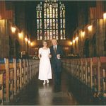Wedding West Point  March1995 to Jean Louise Hughes