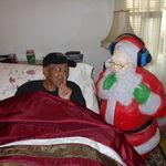 Tony & Santa
