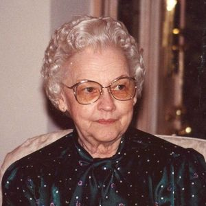 Mildred S. Moore