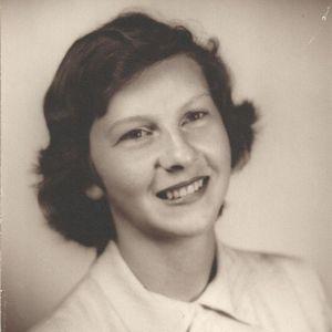 Mrs. Rebecca Ann Harrison