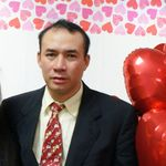 #3-Photo taken last 02-13-2009 during the Edified Christian Church - Love Feast Valentine Couples Celebration - Monrovia, California USA