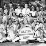 Isleton Grammer School Band, 1941