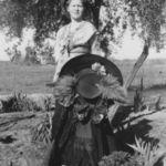 Helen in costume approx. 1945