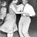 Helen & Collier Dancing, 1959.