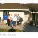 Dubowski Family Visit 2005