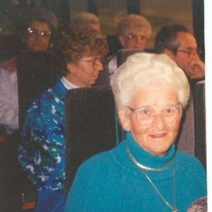 Mrs. Nellie Gray Bass Hinson Godwin