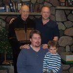 Four Generations of Hollis Bernard Lockes