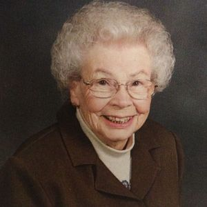 Helen P. Bond Obituary Photo