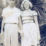 Joan & Sidney 9th grade Sweethearts