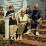 Sidney, Joan, Angela and Eric