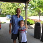 Grandpa with Jonathan