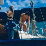 St. Martin to Virgin Islands on board Pegasus