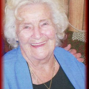 Mrs.  Martha Luella (Butler) Parrish Obituary Photo