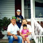 Grandpa & Grandma with Bobby & Katerina