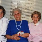These photos were taken at Mary Petrilla's 75th Birthday Party in March of 1991