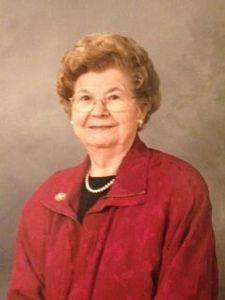 Wilma Sasser Casey