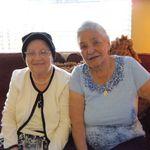 Mom & Aunt Lucia