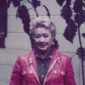 """Roberta June """"Bobbie"""" McRae"""